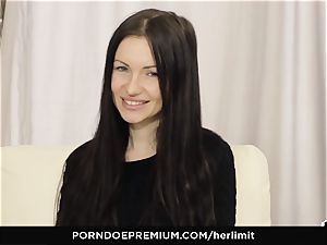 HER confine - harsh ass-fuck and face plumb with Sasha Rose