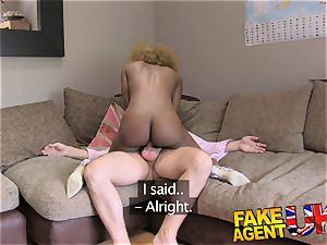FakeAgentUK flawless donk and boobies black doll