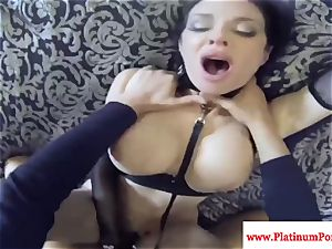Veronica Avluv humps and fellates pov and cant get enough