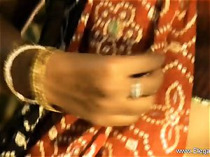 classical Indian Dancer