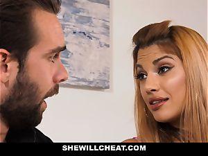 SheWillCheat - red-hot cheating wife revenge porking