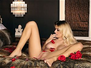 Valentines solo time with Natalia Starr