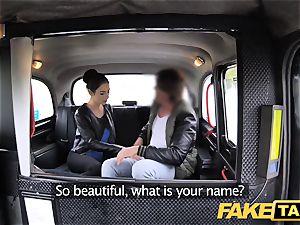 fake taxi Russian hairy beaver inborn boobies