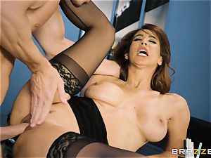 Isis enjoy getting penetrated by Johnny Sins