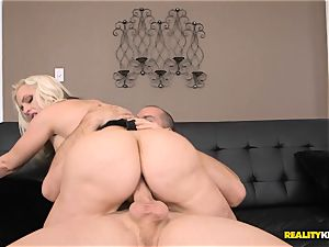 Getting horny with Alena Croft