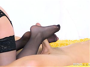 Cory chase pounded by Sean Lawless