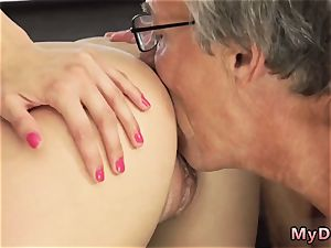 kinky aged mature couple gonzo fucky-fucky with her boyassociate´s daddy after swimming pool