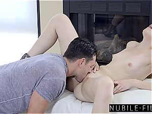 NubileFilms - scorching nail With stellar towheaded