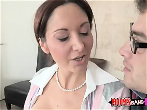 Dillion Harper - My stepmother trains me and my beau to be aged