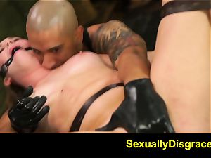 FetishNetwork Charli Acacia domination & submission firstime