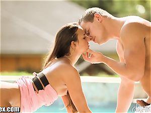 DaringSex Amirah Adara's Outdoor Eroticism