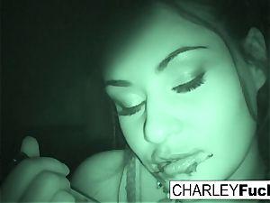 Charley's Night Vision inexperienced fucky-fucky