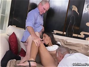 Mature tempts youthfull damsel Going South Of The Border