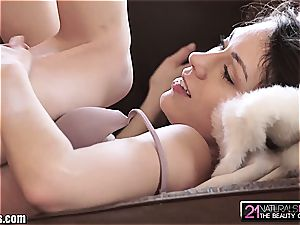 sensual ass-fuck hookup session