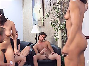 Getting nasty in the office part five